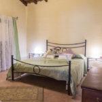 Casa Regina Pacis - la camera da letto