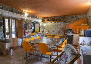 CasaReginaPacis - la cucina